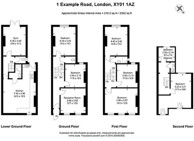 Site Plan Template | Floor Plans Cheap Epc 4 You In London High Quality Service From 39